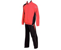 Puma United Woven Suit Kinder, 651448, Rot...